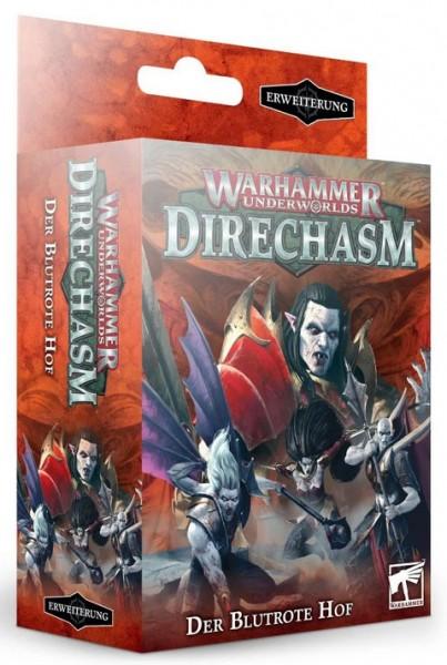 Warhammer Underworlds: Der Blutrote Hof (DE)