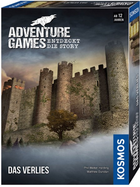 Adventure Games: Das Verlies