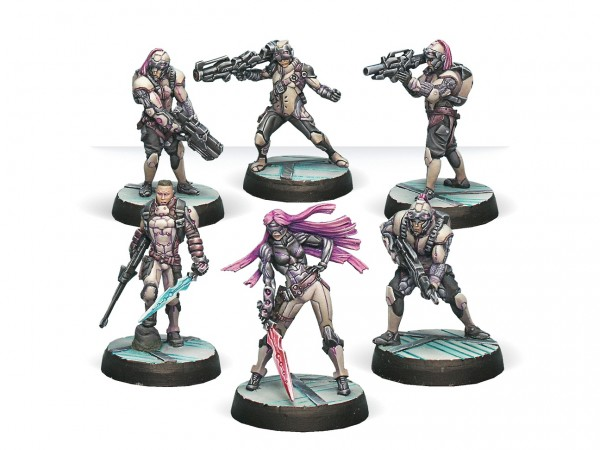 The Steel Phalanx Sextorial Starter Pack