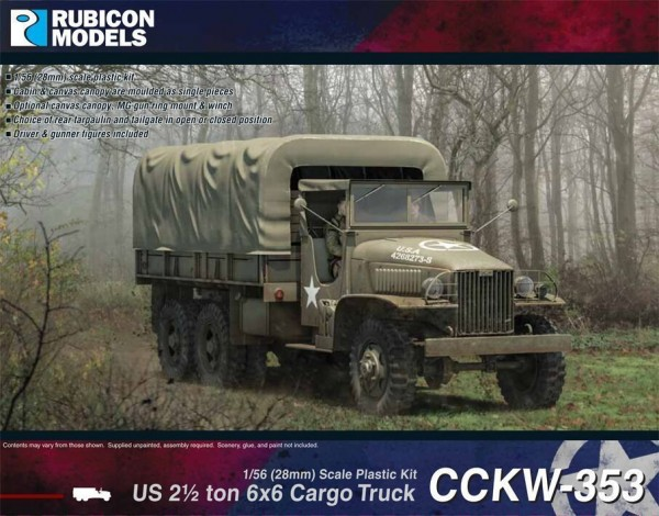 CCKW-353 GMC US Truck (1/56)