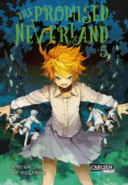 The Promised Neverland Band 05