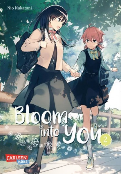 Bloom into you Band 02