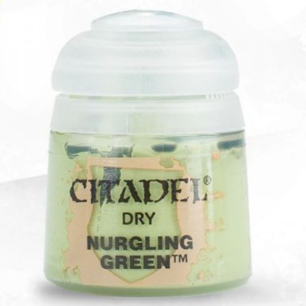 Dry: Nurgling Green 12ml
