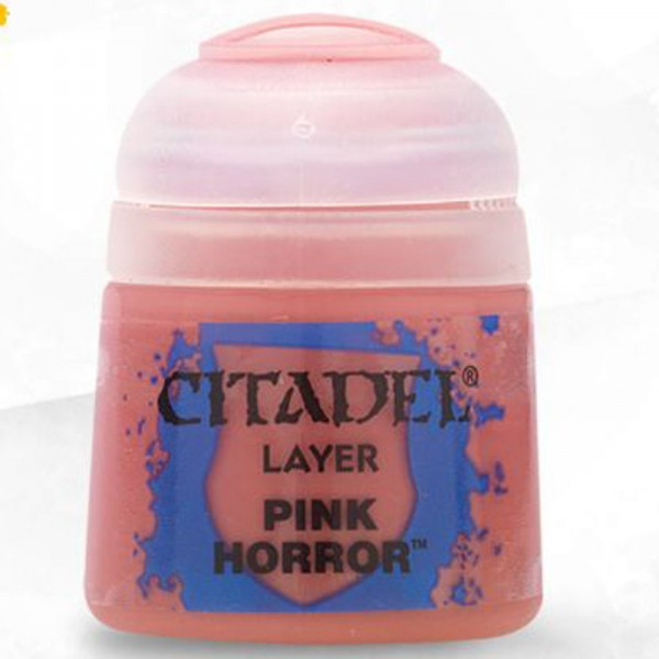 Layer: Pink Horror 12ml