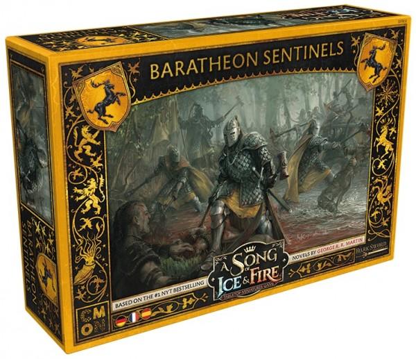 A Song of Ice & Fire - Baratheon Sentinels (DE)