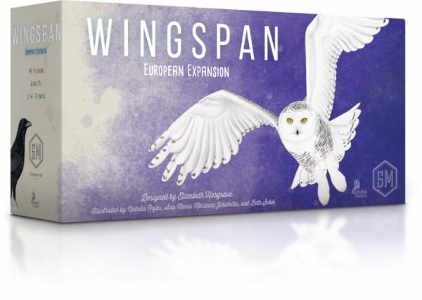 Wingspan - Europe Expansion (engl.)