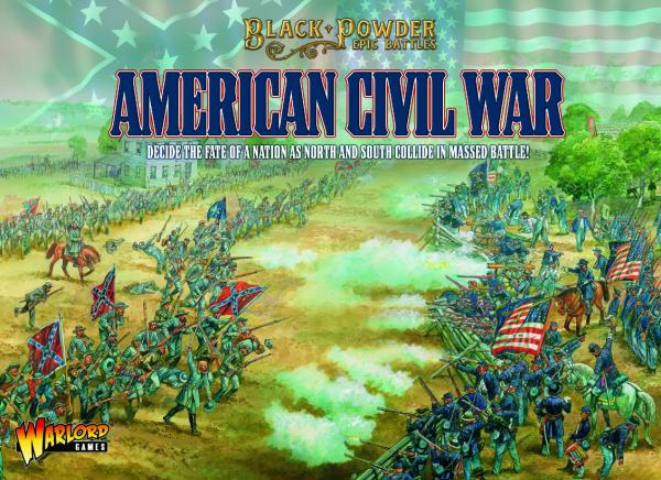 Epic Battles: American Civil War Starter Set (EN)