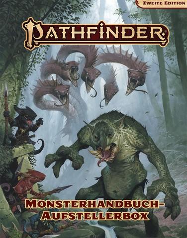 Pathfinder 2. Edition - Monsteraufstellerbox