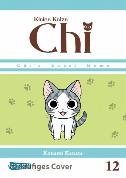 Kleine Katze Chi Band 12