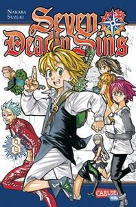 Seven Deadly Sins Band 08