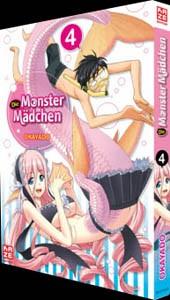 Die Monster Mädchen Band 04