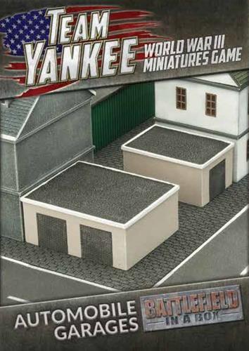 Team Yankee Automotive Garages