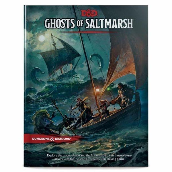 Ghosts of Saltmarsh (engl.)