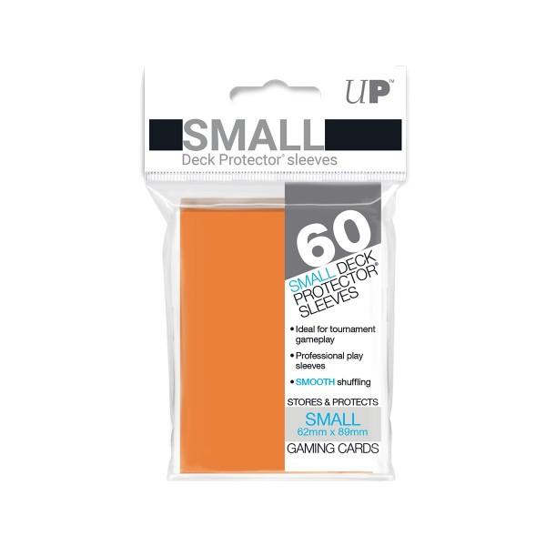 Small Deck Protector Orange 62x89mm (60)