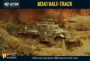 Bolt Action: M3A1 Halftrack