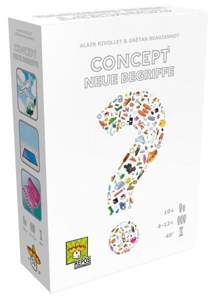 Concept - Neue Begriffe (dt.)