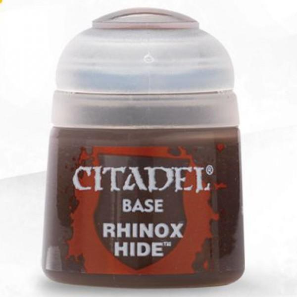 Base: Rhinox Hide 12ml