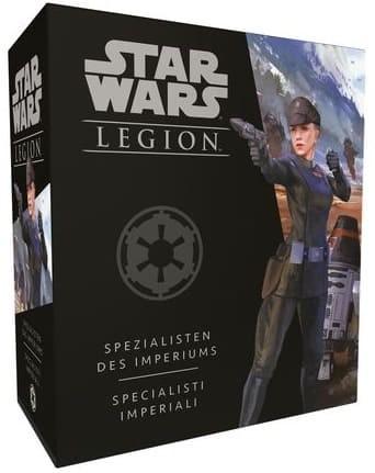 Spezialisten des Imperiums (DE) - Star Wars Legion