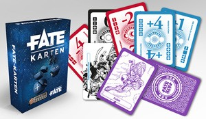 Fate Kartendeck