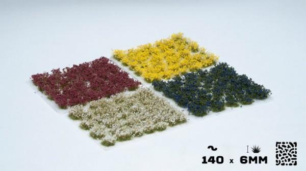 Gamers Grass: Wild Flowers Set (x140)