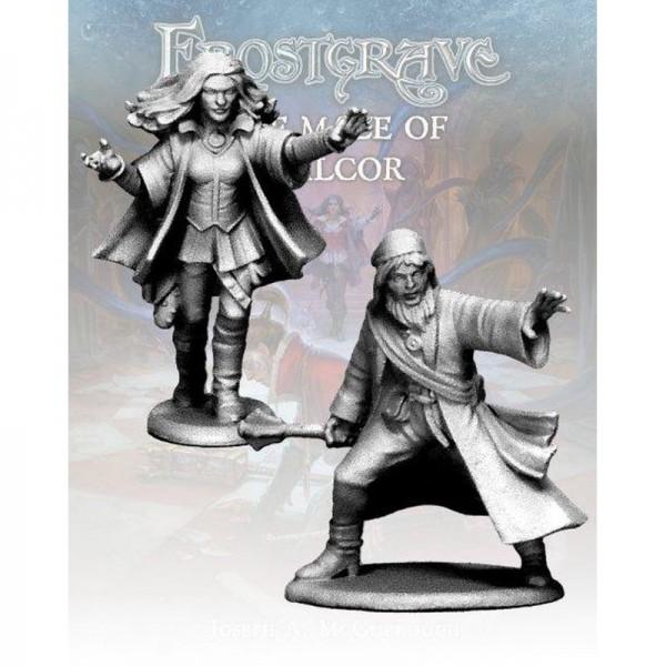 Frostgrave: Distortionist & Apprentice (2)