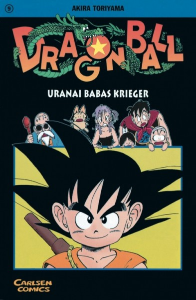 Dragon Ball Band 09