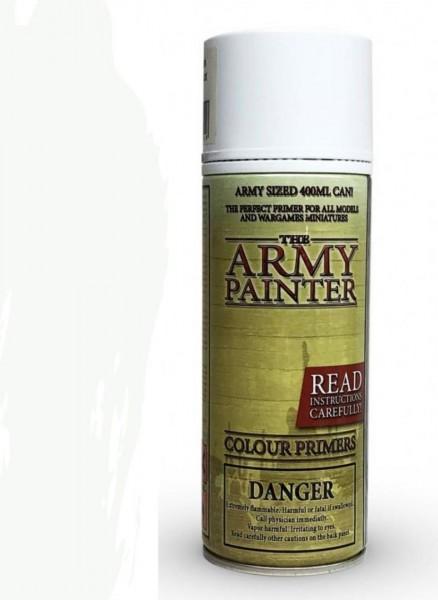The Army Painter: Color Primer, Matt White 400 ml