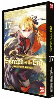 Seraph of the End Band 17