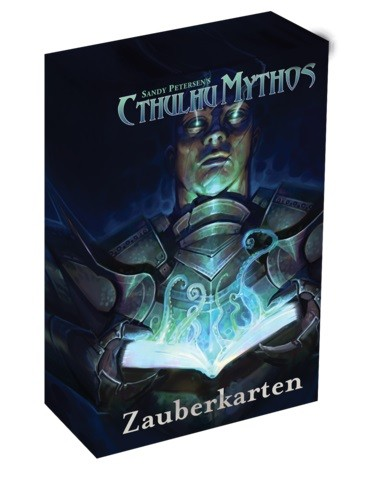 Cthulhu Mythos 5E - Zaubersprüche Kartenset