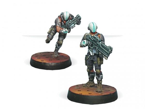 Infinity: Prowler (Combi Rifle, ADHL)
