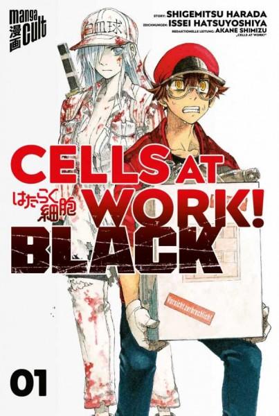 Cells at Work! Black - Band 1