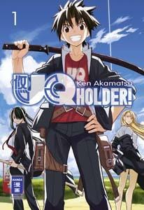 UQ Holder! Band 01