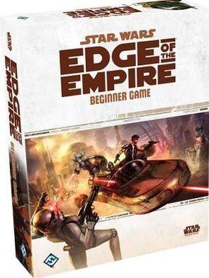 StarWars RPG: Edge of the Empire Beginner Game