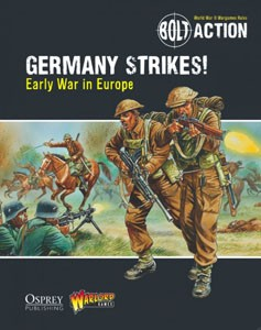 Bolt Action: Germany Strikes! BA Supplement