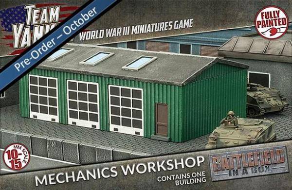 Team Yankee Mechanics Workshop