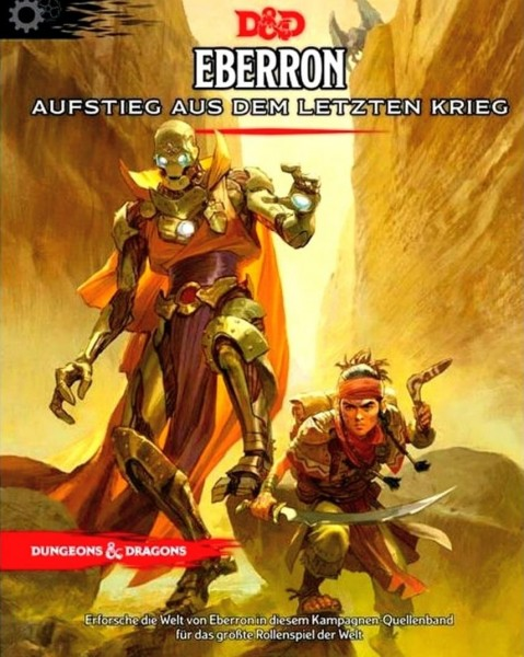 Eberron - Aufstieg aus dem letzten Krieg (DE) - Dungeons & Dragons