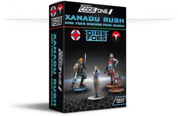 Dire Foes Mission Pack Gamma: Xanadu Rush (engl.)