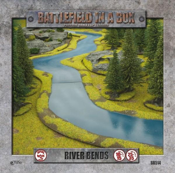 River Expansion: Bends