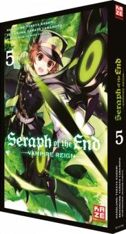Seraph of the End Band 5