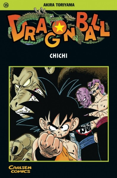 Dragon Ball Band 15