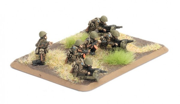 Team Yankee Afgantsy Heavy Weapons (Plastic)