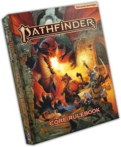 Pathfinder Core Rulebook (P2) (engl.)