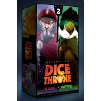 Dice Throne: Season Two - Tactitian vs Huntress (eng.)