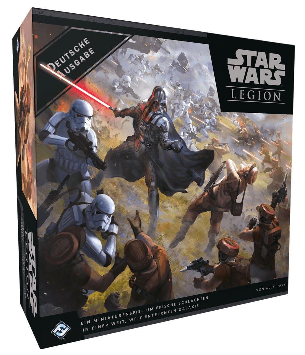 Star Wars Legion: Grundspiel (DE)