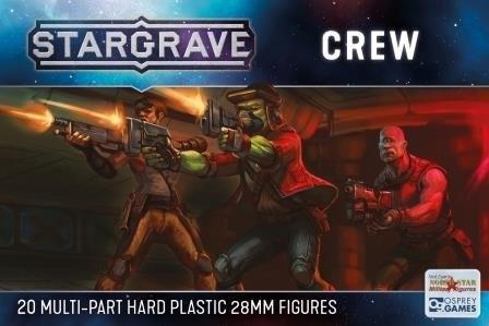 Crew (x20 Plastik)
