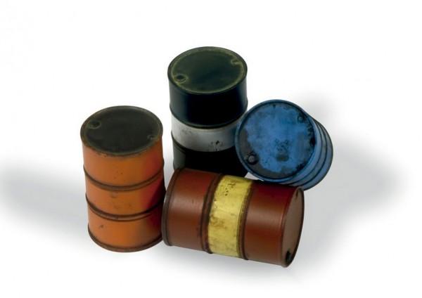 Modern Fuel Drums