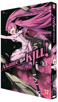 Akame ga Kill! Bd. 10