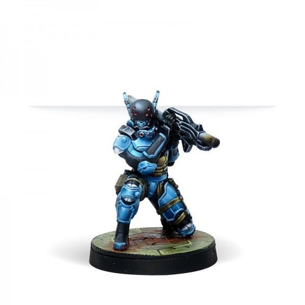 Infinity: Echo-Bravo, Fast Intervention Unit
