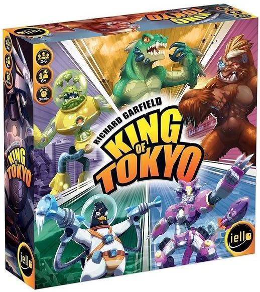 King of Tokyo 2. Edition (DE)