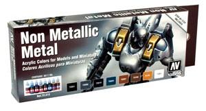 Set: Non Metallic Metal Set (8)
